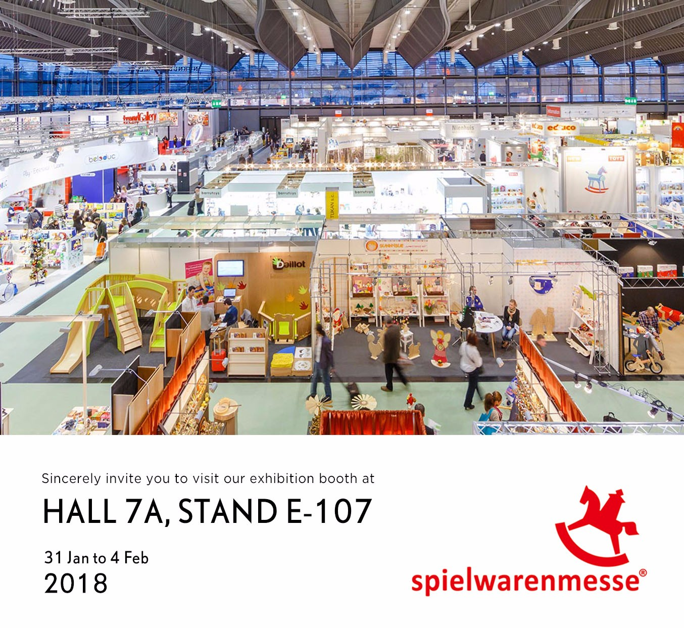 Nuremberg Toy Fair 2018